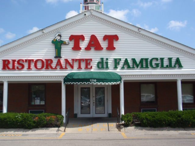 Located At 1210 S James Rd Columbus Oh 43227 1802 This Italian Restaurant Is Definitely One To Treasure It An Old Favorite Of Mine And Though I Do