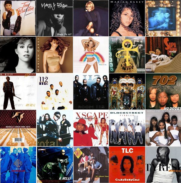 30 Of The Best Late 90s Early 00s RB Songs