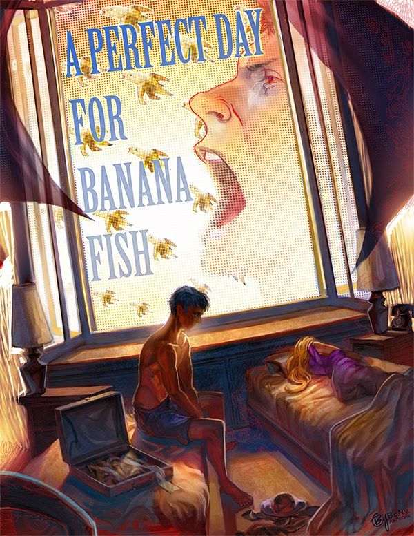 a perfect day for bananafish by j A perfect day for bananafish is a short story by j d salinger that was first published in 1948 get a copy of a perfect day for bananafish at bncom buy now.