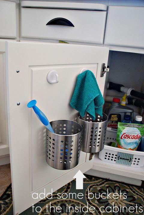 12 Tolle Ikea Tricks Fur Optimale Raumausnutzung In Der Kuche Diy