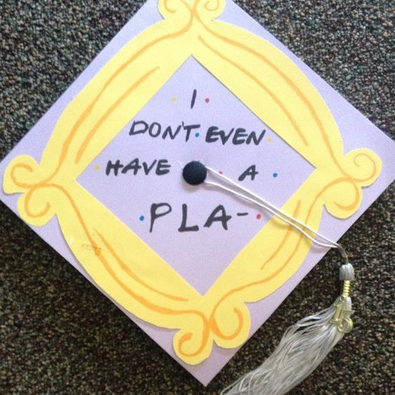 26 Last-Minute DIY Grad Cap Ideas