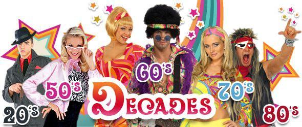 8 original party themes