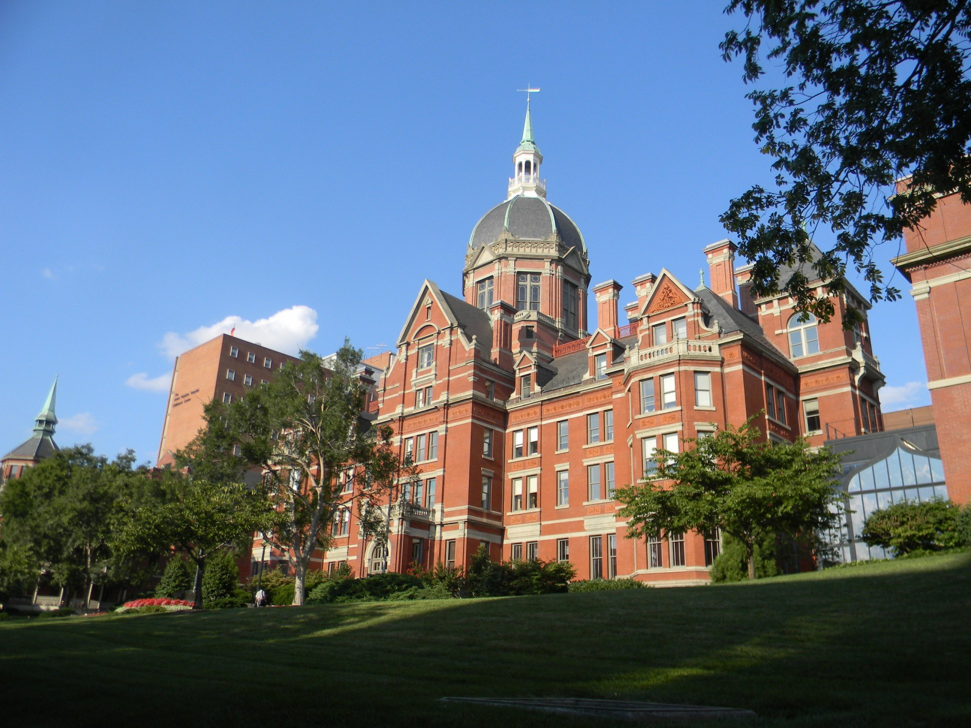Image result for johns hopkins university