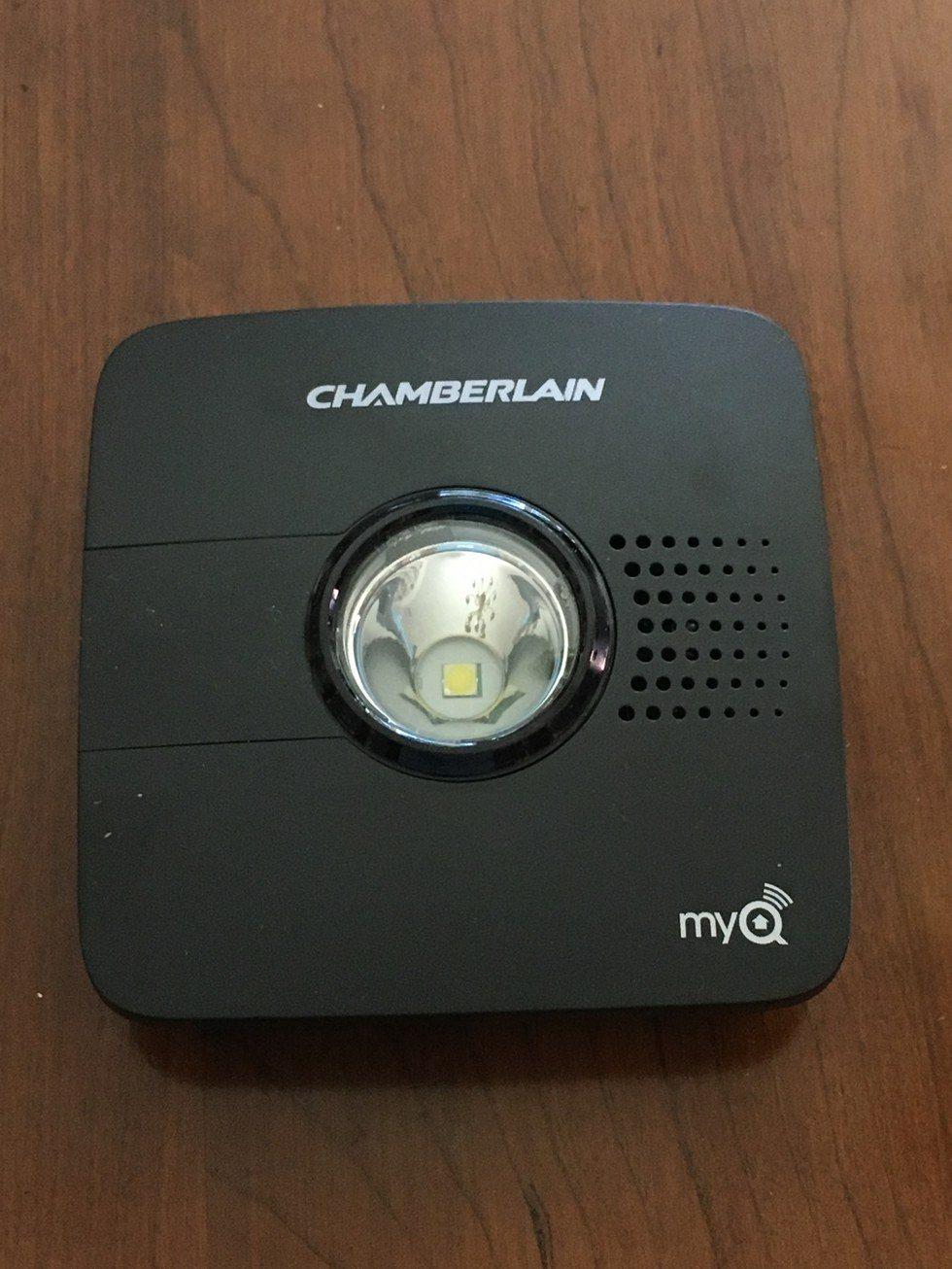 Chamberlain myq smart garage door opener review chamberlain myq garage wi fi hub rubansaba