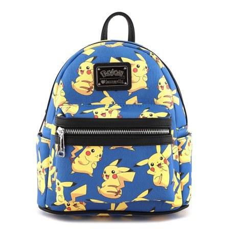 b9abee513a31 Pikachu mini faux leather backpack - Walmart  86.24 ! or Hot Topic  56.72