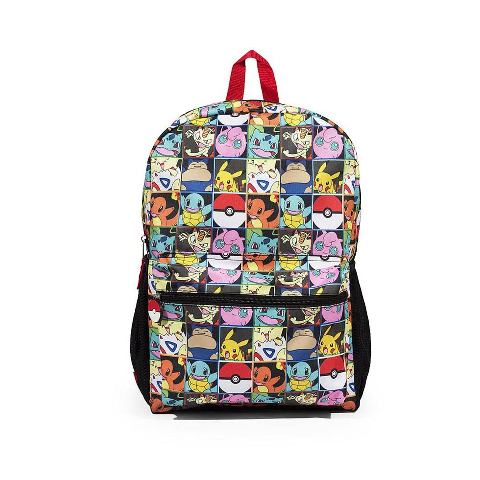 Black background pikachu backpack - Target  29.99 03d6782cf471e