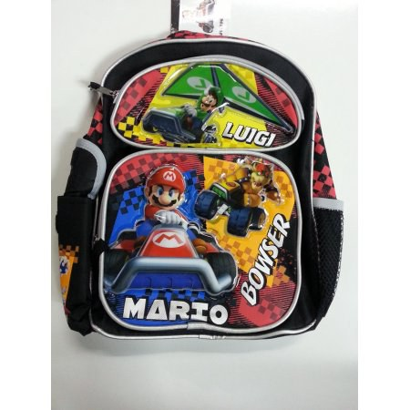 Mario Kart 7 Messenger Bag