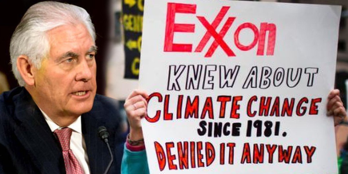photo image NY Top Court Rejects Exxon's Bid to Keep Critical Files Sealed in #ExxonKnew Case