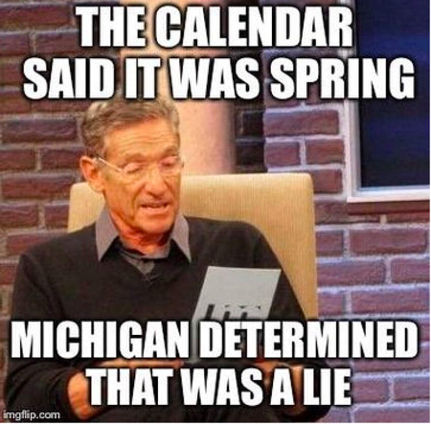 980x 20 memes you can relate to if you're a michigander