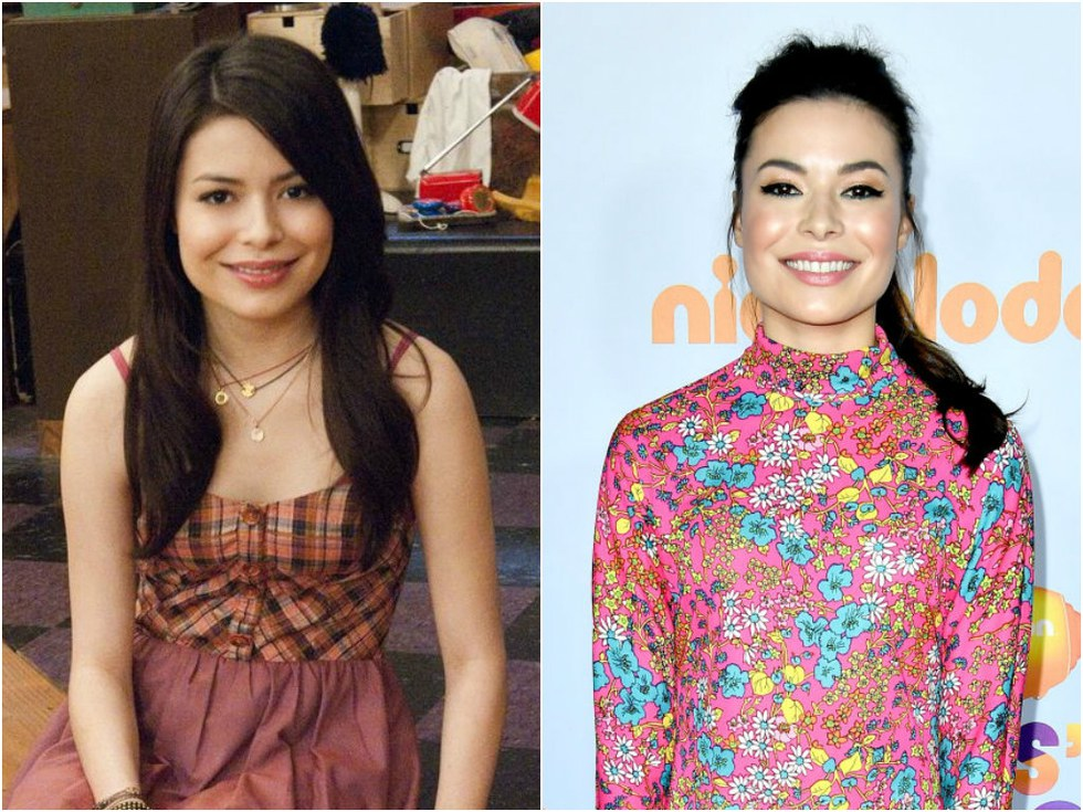 I Carly Cast: 5 ICarly Characters, Then And Now