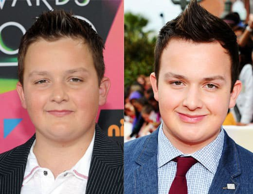 nathan kress then and now 2015. 5. noah munck nathan kress then and now 2015