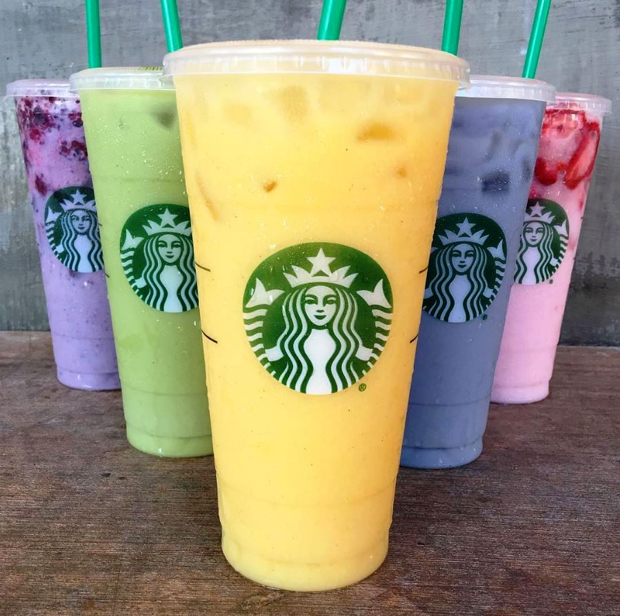 6 Of The Best Summer Drinks On The Starbucks Secret Menu