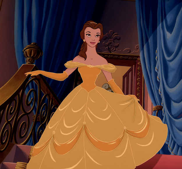 33 of the Disney Princess Dresses Ultimately Ranked
