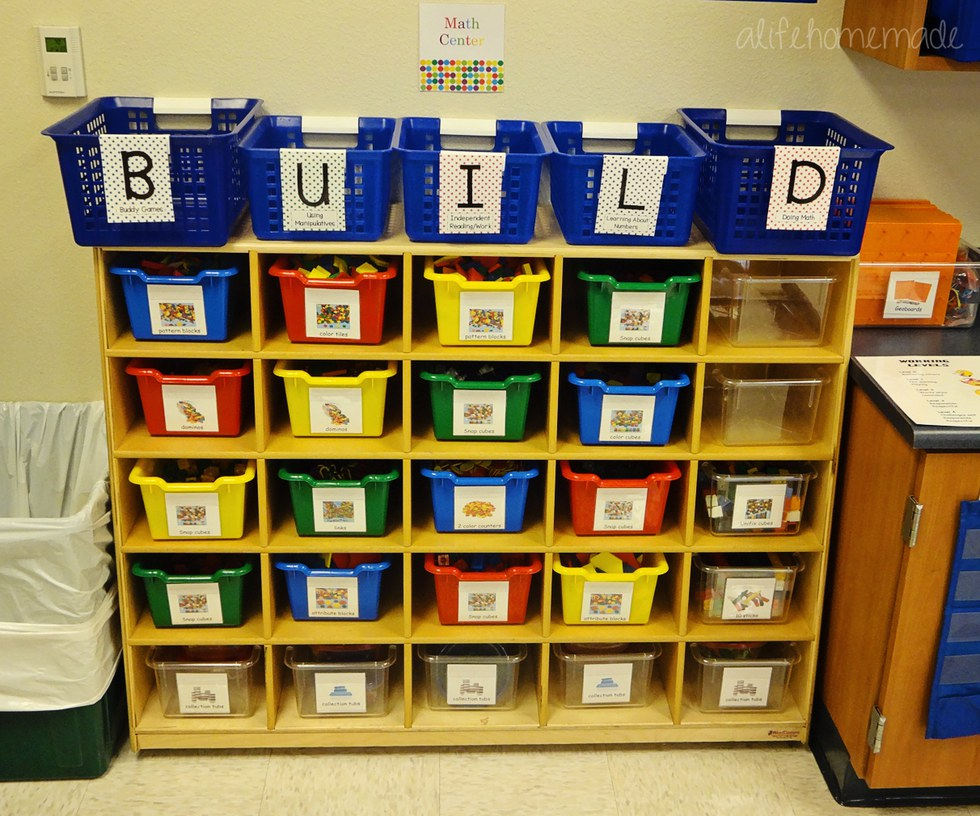 6 Essential Areas in Elementary Classrooms