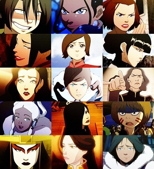 Its Always Refreshing To Have Strong Female Leads We Dont See That In Childrens Cartoons But Avatar The Last Airbender Were Introduced