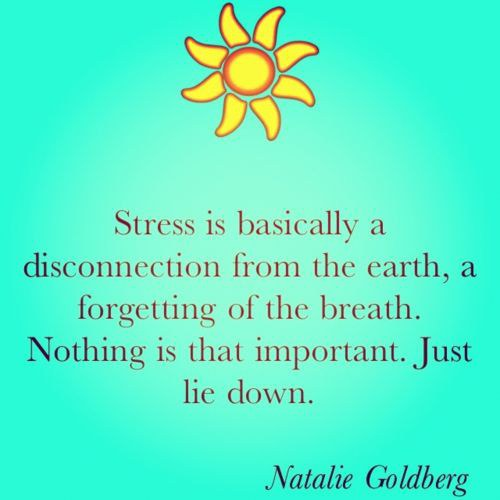 Stress Quotes: 10 Quotes For Stress Relief
