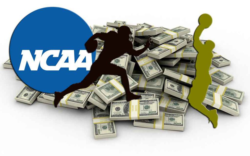 paying college athletes pros The current compensation arrangement for big-time college athletics is inefficient, inequitable and very likely unsustainable, according to a new study by economists from the university of chicago and vanderbilt university.