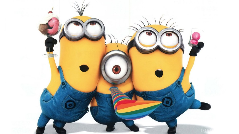 25 One Eyed Minions Are Usually Shorter