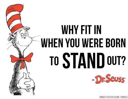 Cat In The Hat Quotes 12 Dr. Seuss Quotes To Get You Through Life Cat In The Hat Quotes