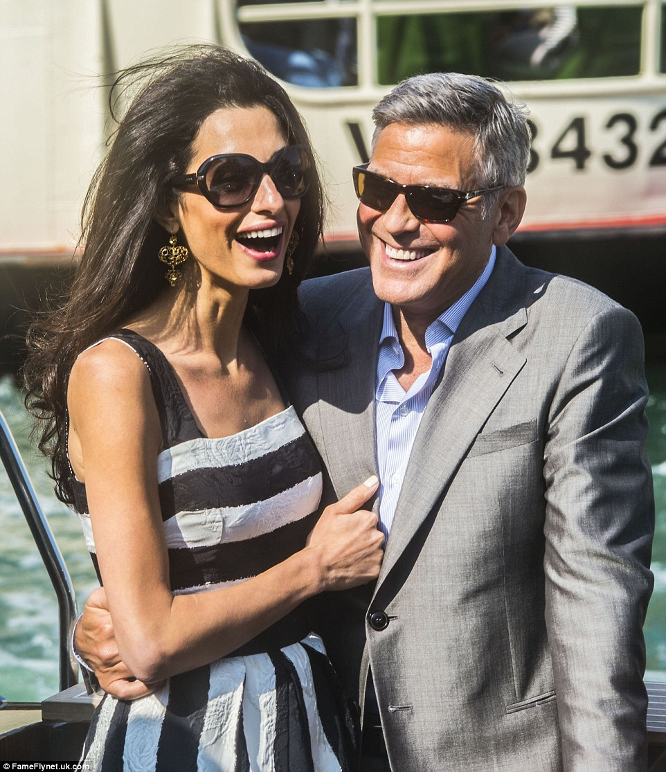 Here's Proof That Clooney Only Gets Better With Age 980x