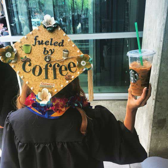 Graduation Cap Clever Girl: 11 Clever Graduation Caps You'll Want To Steal