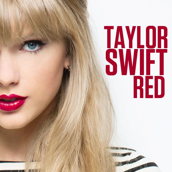 red album by taylor swift chords