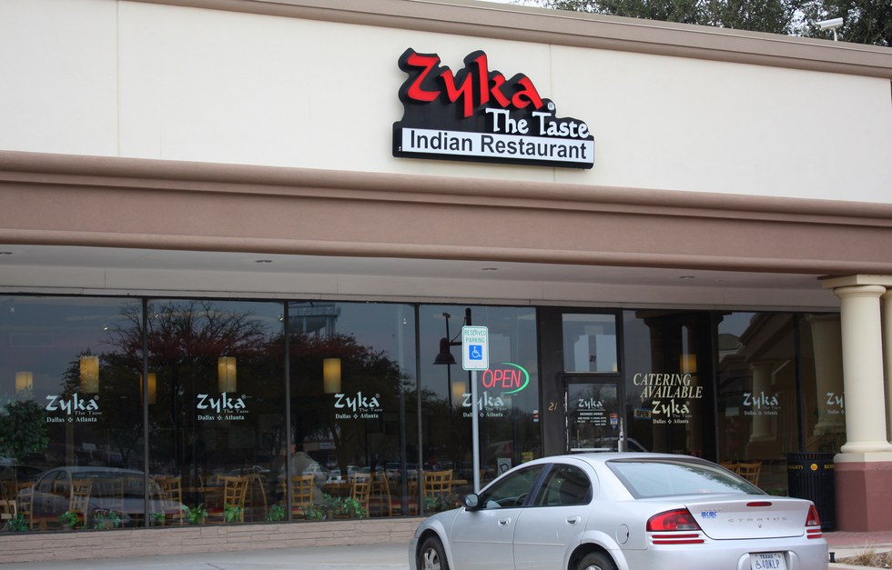A Personal Favorite Of Mine Zyka Is Indian Restaurant That Specializes In Halal It S Signature Dish The En 65 Now I Don T Know Origin