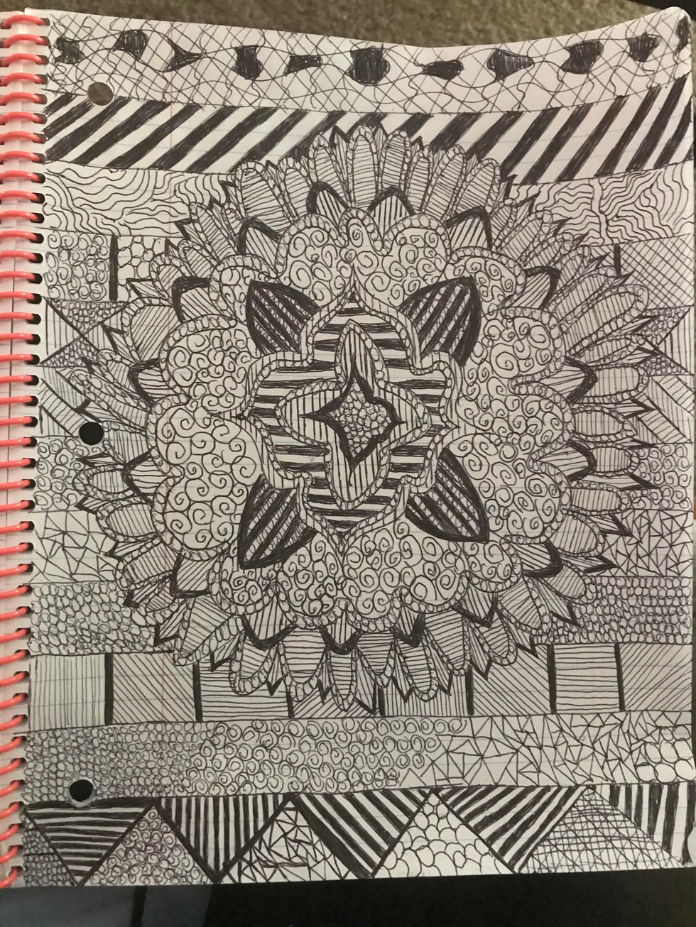 My Life Has Been Taken OverBy Doodling