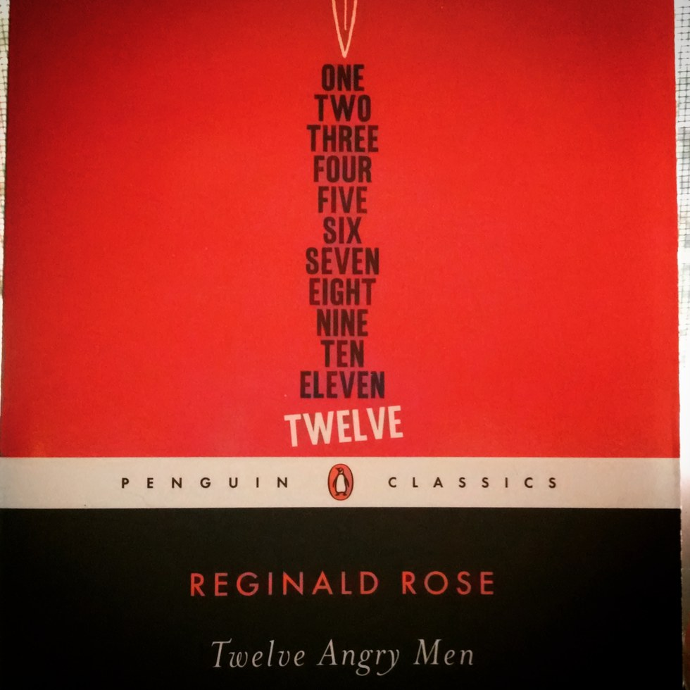a report on twelve angry men