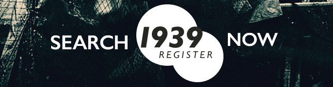 Search 1939 Register
