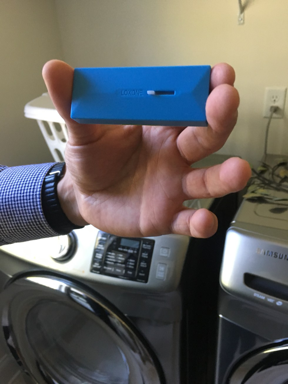 Loxone Water Sensor