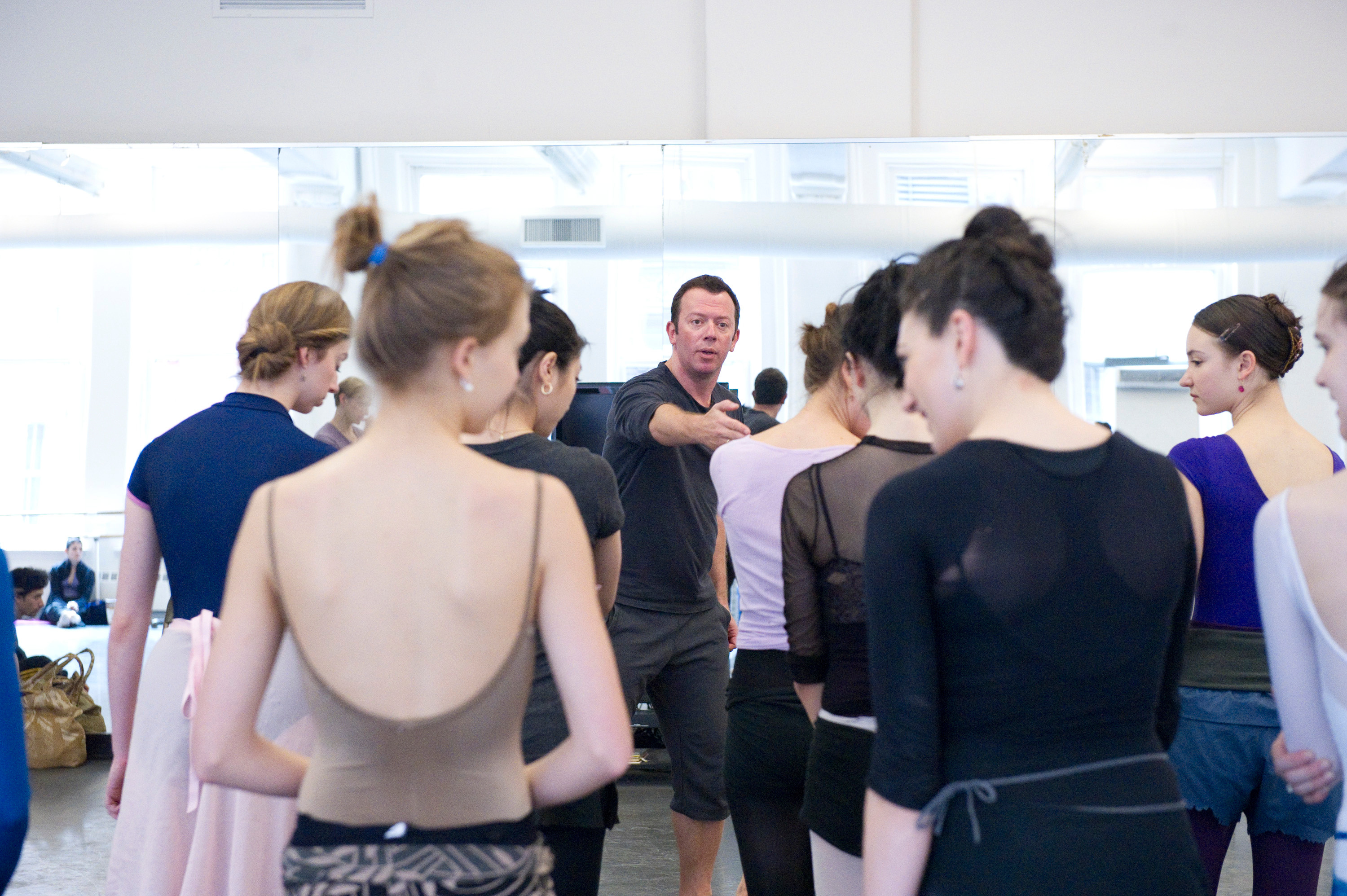 ABT's Ratmansky Project Lays the Groundwork for Big Dreams