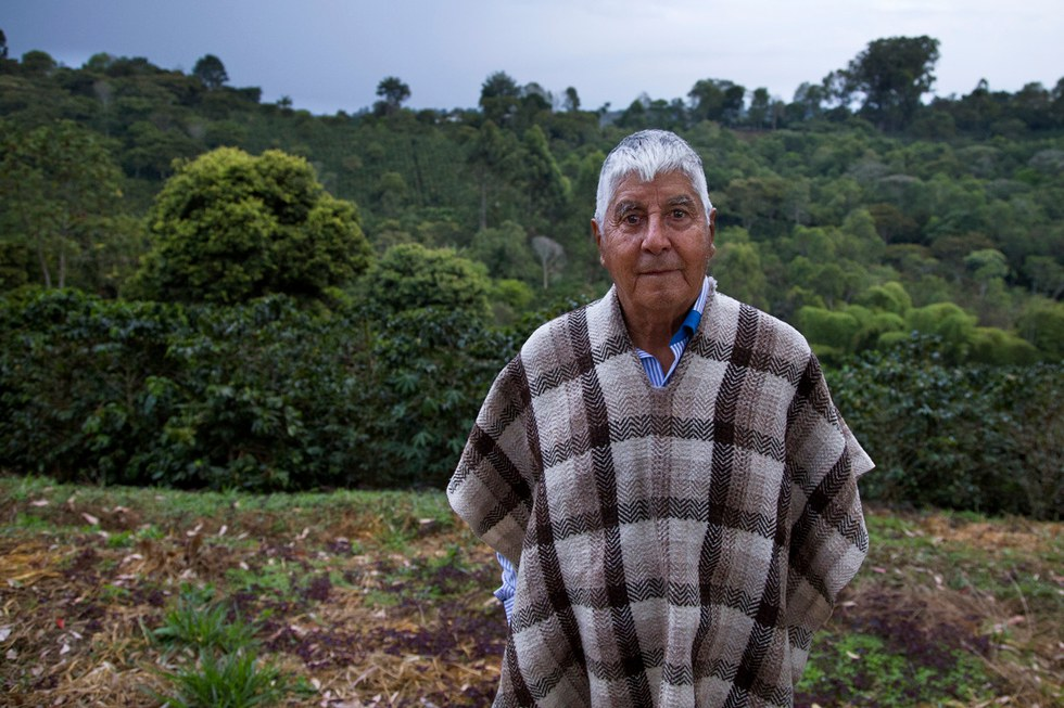 Fernando spent years fighting for the FARC. Today, he is a successful coffee farmer and advocate for peace.