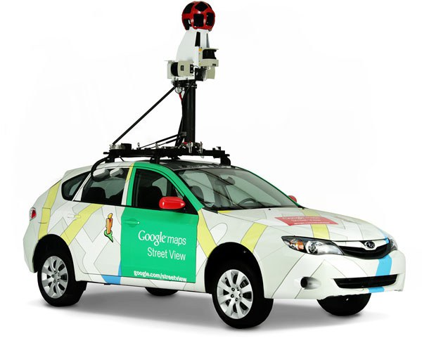 This $3500 Camera Can Help Your Car Shoot Google Street View Photos