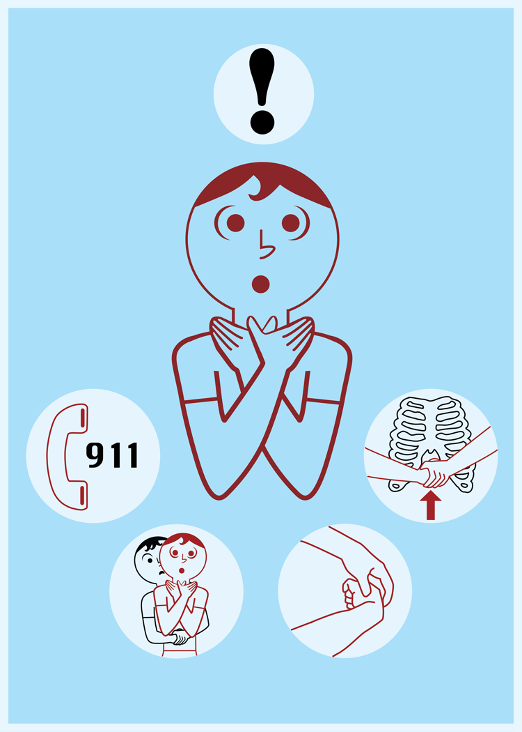 Prevent You And Your Friends From Choking To Death