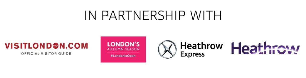 London Autumn Season partners