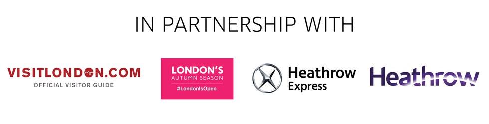 London's Autumn Season partners