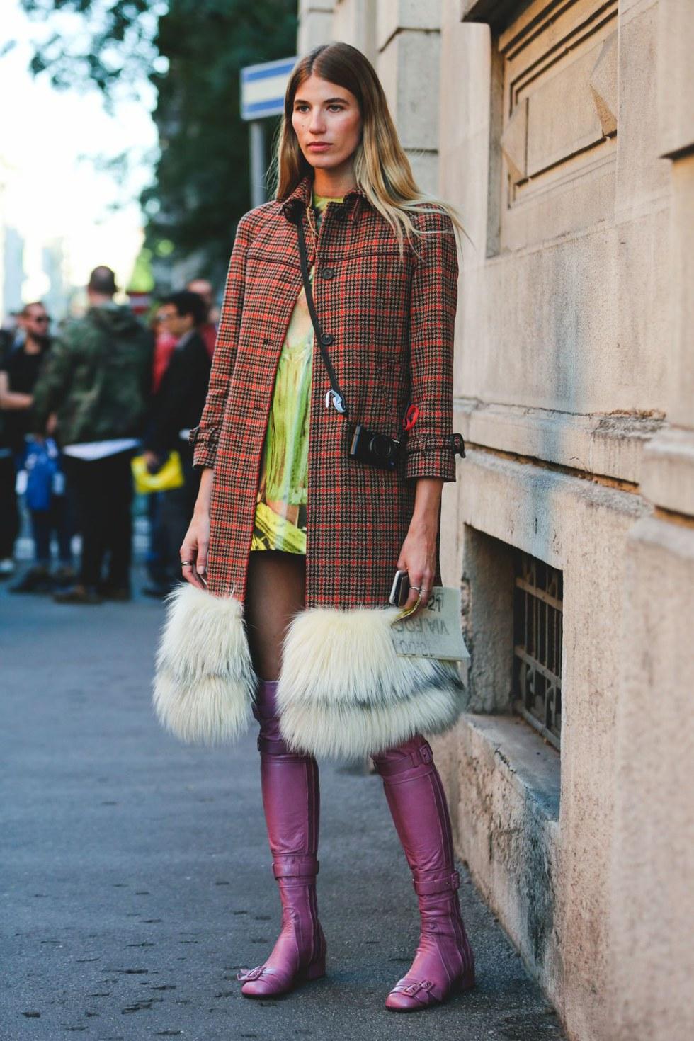 Paris Regular People Fashion  Summer