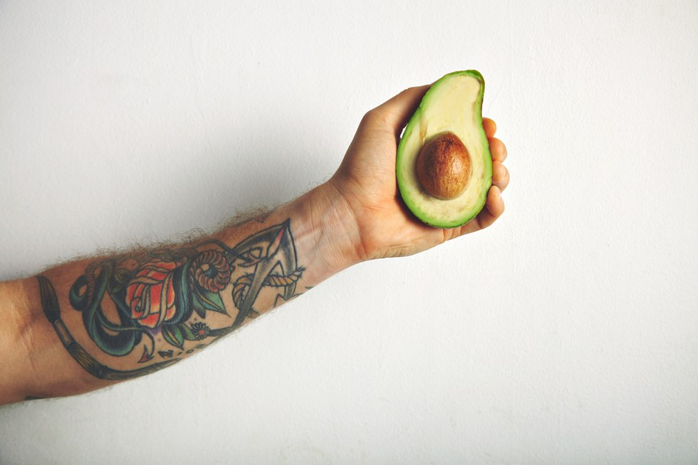 What Your Tattoo Placement Says About Your Personality Higher