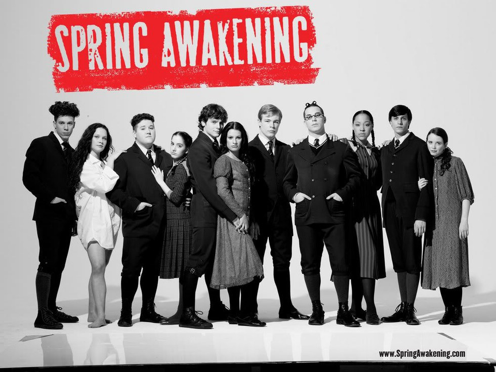 spring awakening essays Themes in spring awakening filed under: essays 3 pages, 1064 words miscommunication and the lack of education are rampant throughout the play of spring awakening, almost like the black.