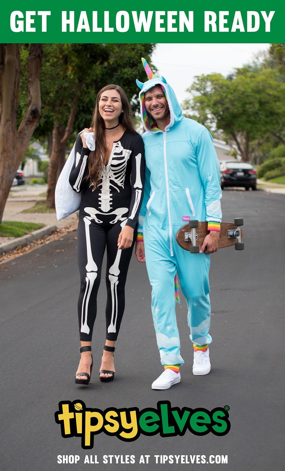 TIPSY ELVES Halloween Costumes