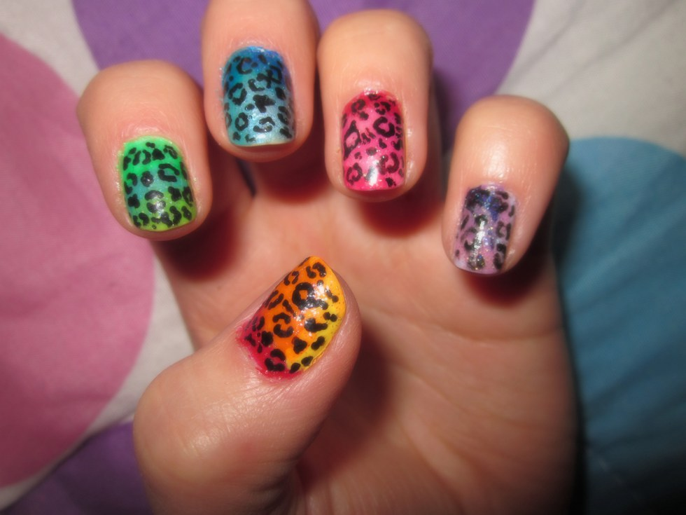 Doing Nails Is More Than Just A Hobby, It\'s A Passion