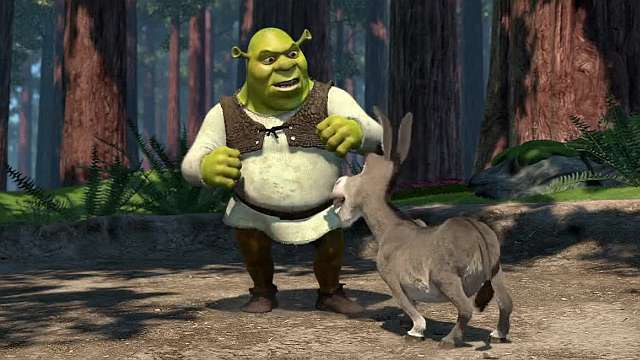 shrek donkey essay The donkey, in shrek, makes a mockery of this stereotype, which is done to add comedy to the film we also notice that donkey actually has an important role throughout the film as he also takes part in saving the princess shrek as a character is the true hero of this narrative, however he has none of the stereotypical physical traits of a hero.