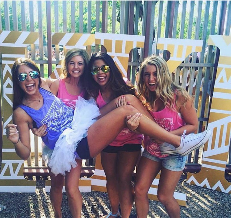 reasons to join a sorority