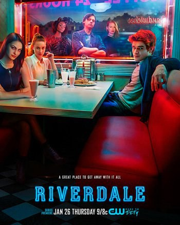 Despite a keen visual flair and an intriguing performance from Camila  Mendes as Veronica Lodge, Riverdale has some work to do.
