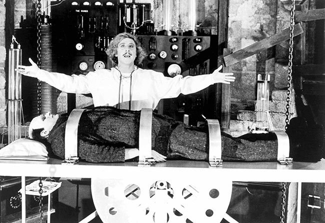 Young Frankenstein And Gene Wilder S Neighing Legacy Popmatters