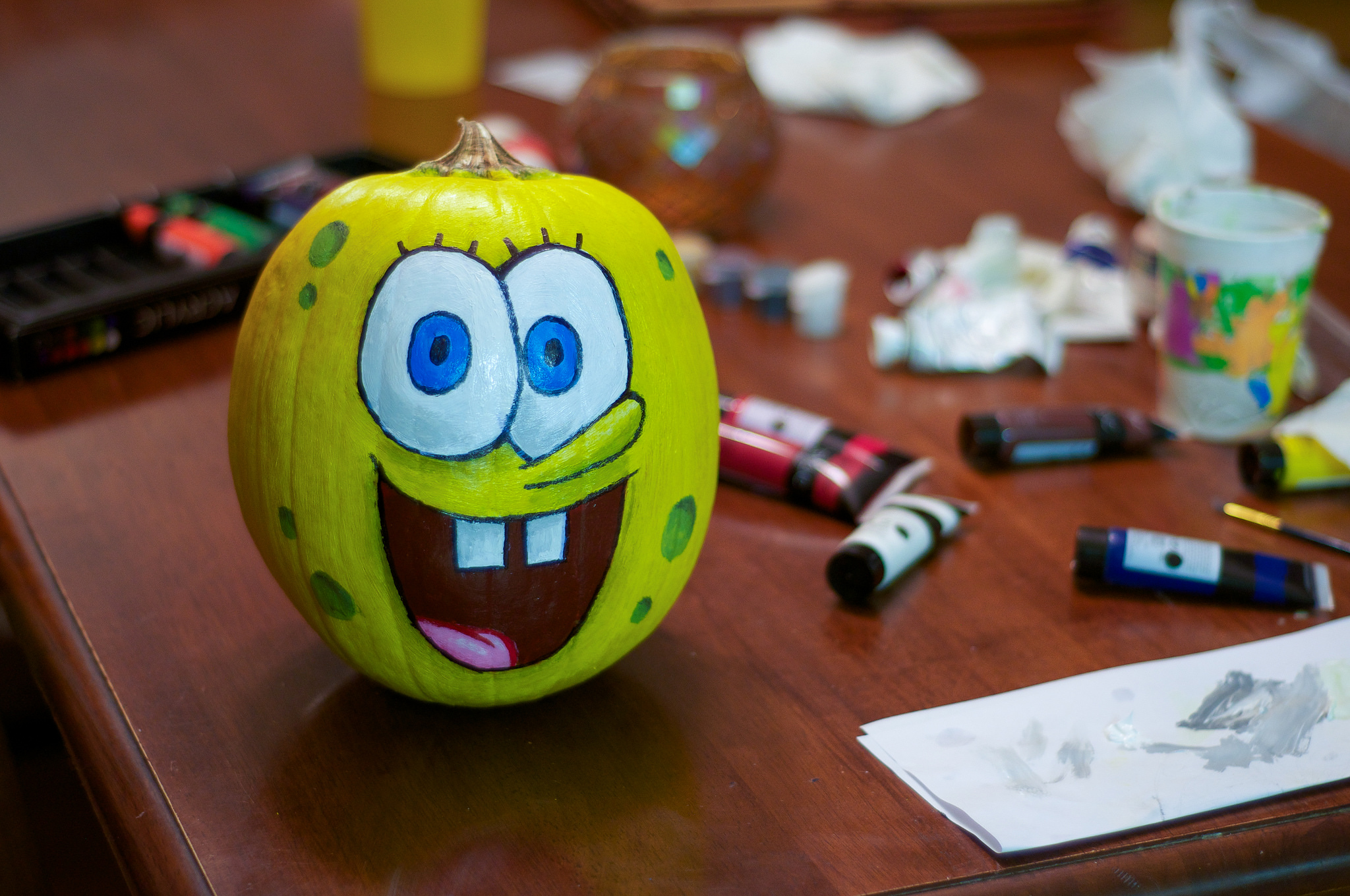 The top five most creative pumpkin painting ideas