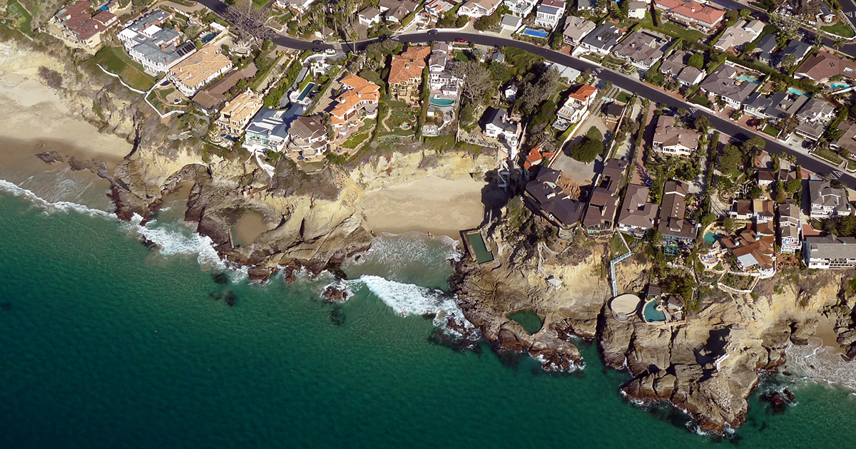 photo image Coastal Protection on the Edge: The Challenge of Preserving California's Legacy