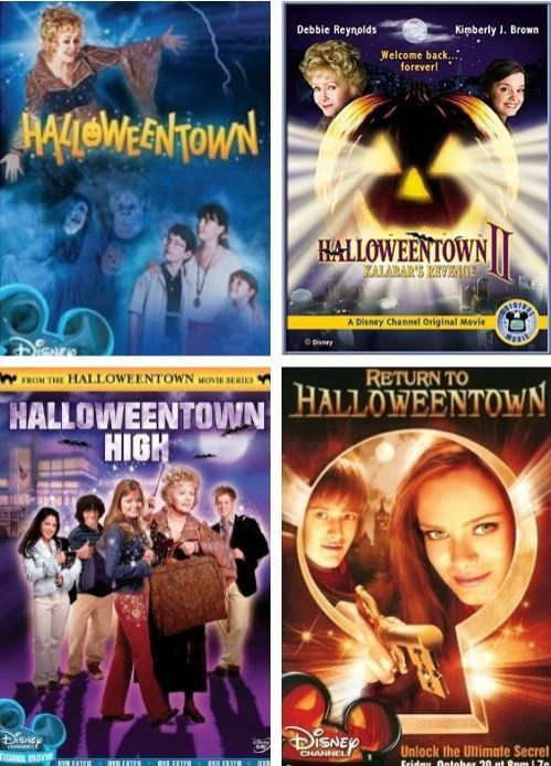 no matter which you prefer personally i think halloweentown ii kalabars revenge is the superior halloweentown comes to all of our minds when we think