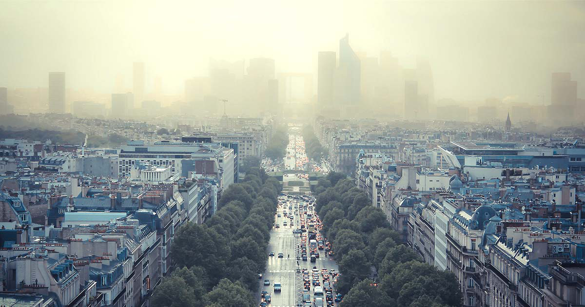photo image Two European Cities and a Whole Country Join Movement to Outlaw Gas Guzzlers
